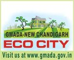 gmada mohali eco city logo